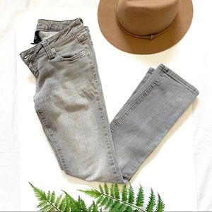 ☀️Wet Seal Gray Jeans